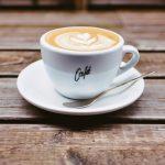 cup of lifesaving coffee